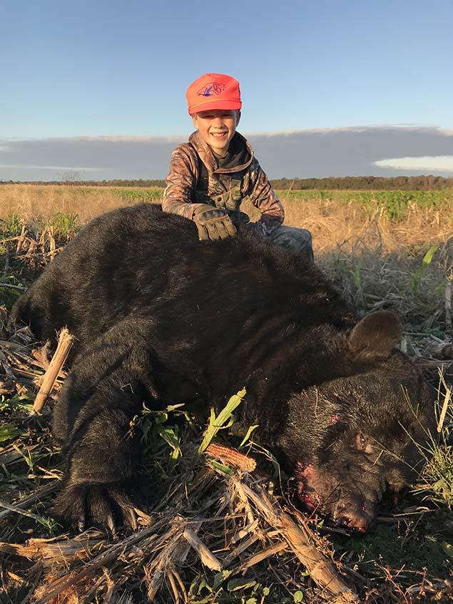 Family Bear Hunts