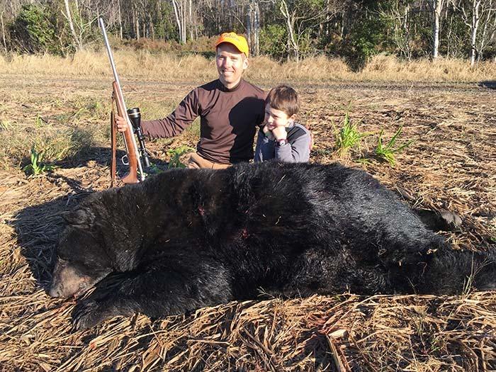 World's Largest Black Bear Hunts