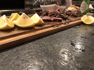 Bear Steak